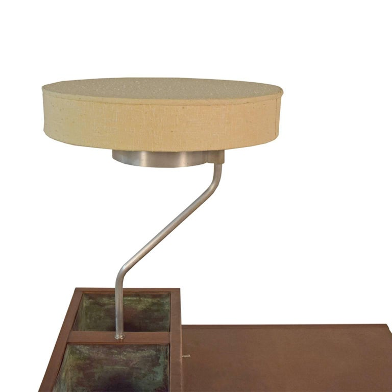 Lamp Table By George Nelson For Herman Miller #4634-L At