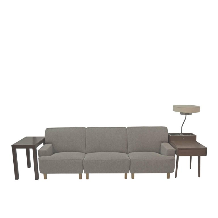 Modern Sectional Sofa by George Nelson for Herman Miller #4681/83/84 For Sale