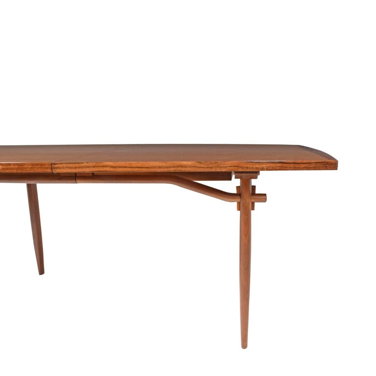 American Dining Table # 202-W by George Nakashima for Widdicomb For Sale