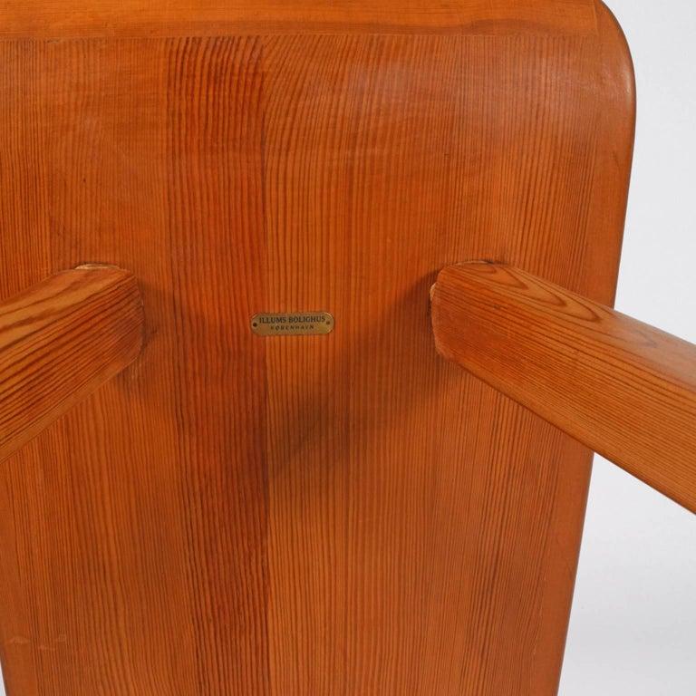 "Mid-20th Century ""Visingsö"" Pine Bench by Carl Malmsten For Sale"