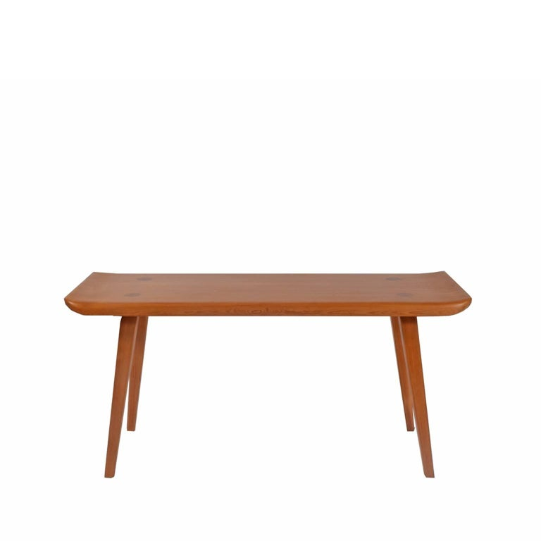 """""""Visingsö"""" Pine Bench by Carl Malmsten In Excellent Condition For Sale In Dallas, TX"""
