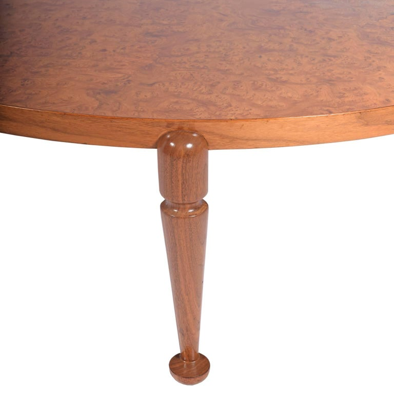 Scandinavian Modern Coffee Table by Josef Frank for Svenskt Tenn For Sale