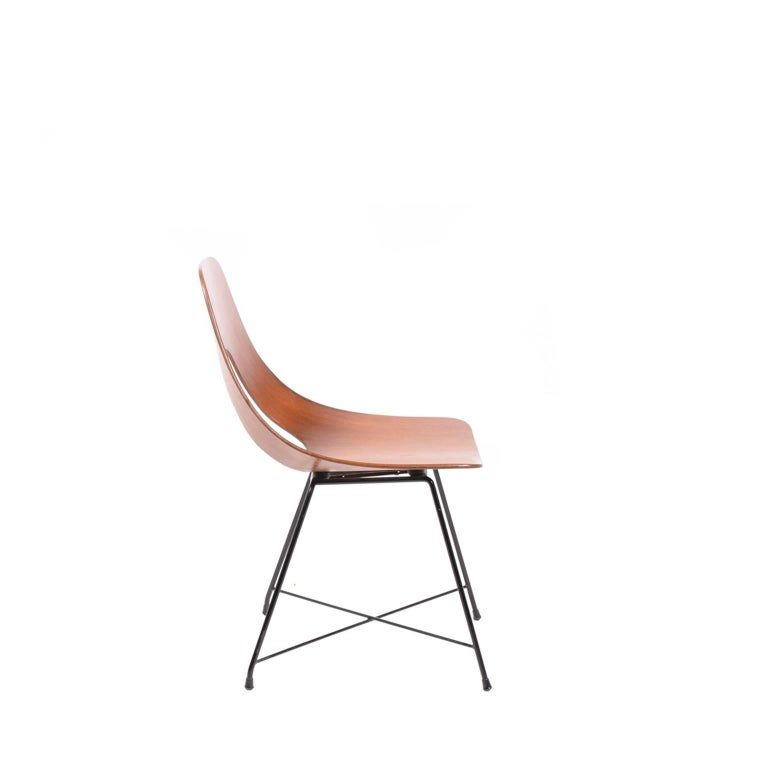 Side Chair Designed by Augusto Bozzi for Saporiti 2
