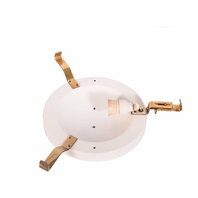 Swedish Wall Sconce by Carl Fagerlund for Orrefors For Sale