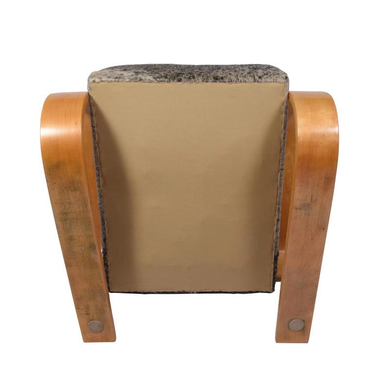 Early Tank Chair by Alvar Aalto for Artek For Sale 2