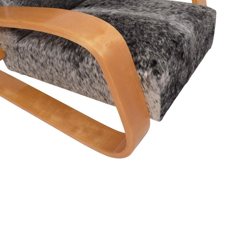 Early Tank Chair by Alvar Aalto for Artek For Sale 1