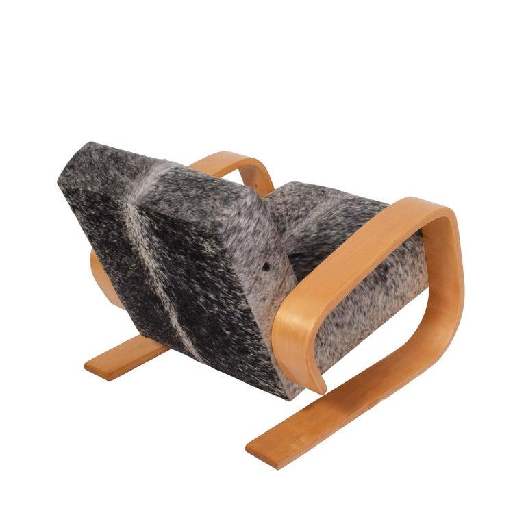 20th Century Early Tank Chair by Alvar Aalto for Artek For Sale