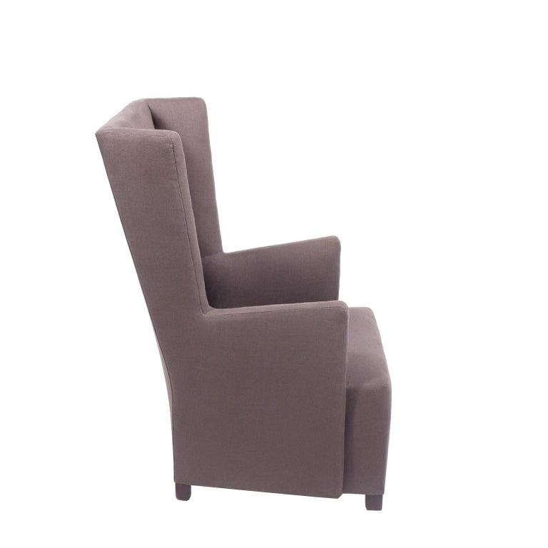 Scandinavian Modern Easy Chair by Uno Åhrén and Björn Trägådh For Sale