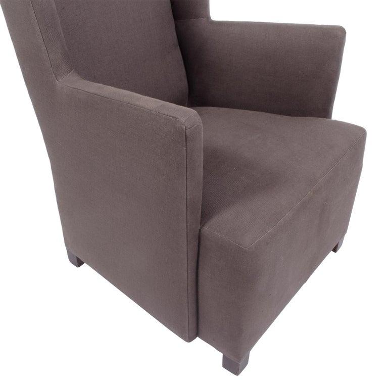 Mid-20th Century Easy Chair by Uno Åhrén and Björn Trägådh For Sale
