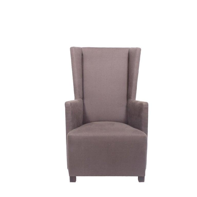 Swedish Easy Chair by Uno Åhrén and Björn Trägådh For Sale