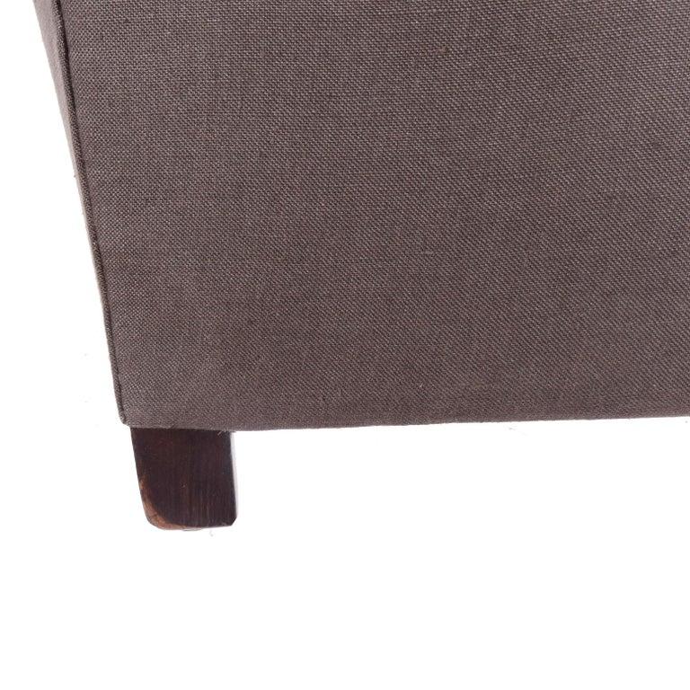 Upholstery Easy Chair by Uno Åhrén and Björn Trägådh For Sale