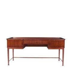 Mahogany Desk by Josef Frank Attributed