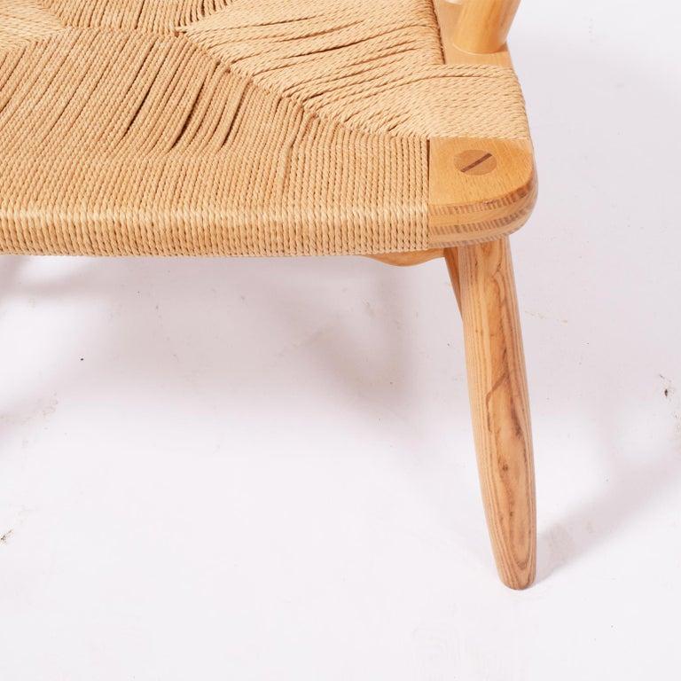 Peacock Chair by Hans Wegner for Johannes Hansen For Sale 1