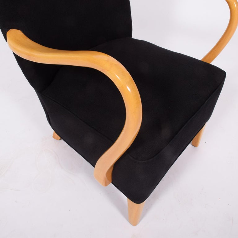 Mid-20th Century 1940s Easy Chair by Elias Svedberg For Sale