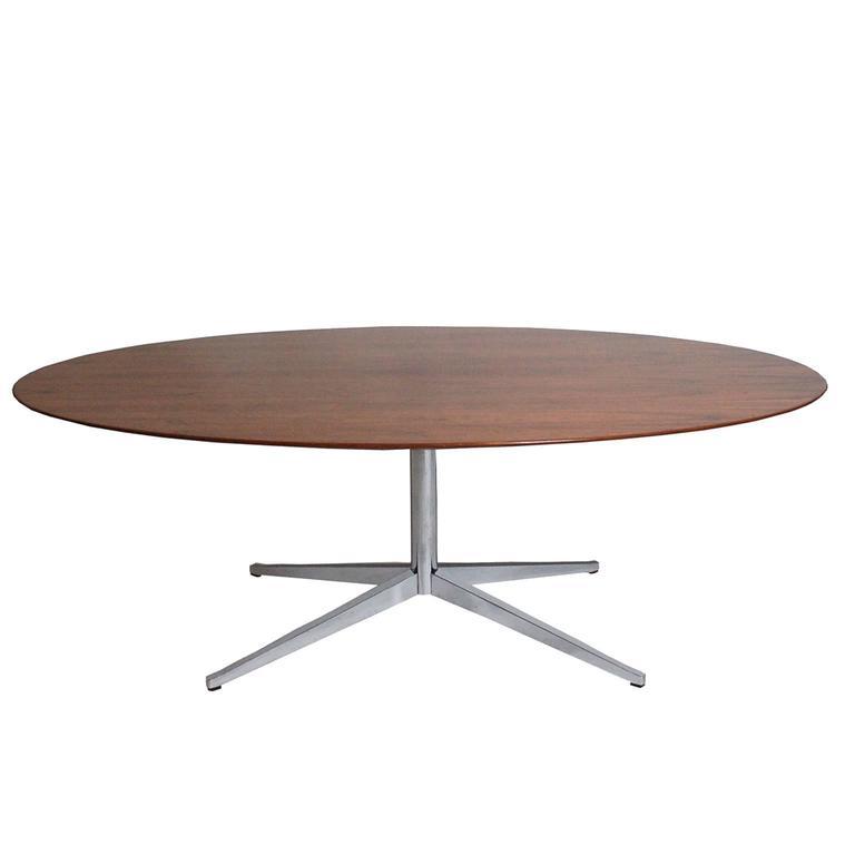 Revgercom Table Knoll Ovale Vintage Id233e inspirante  : knolltable1l from revger.com size 768 x 768 jpeg 14kB