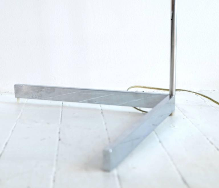 American Cedric Hartman Floor Lamp For Sale