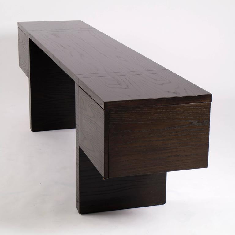 Mid-Century Modern Edward Wormley Desk or Credenza for Dunbar For Sale