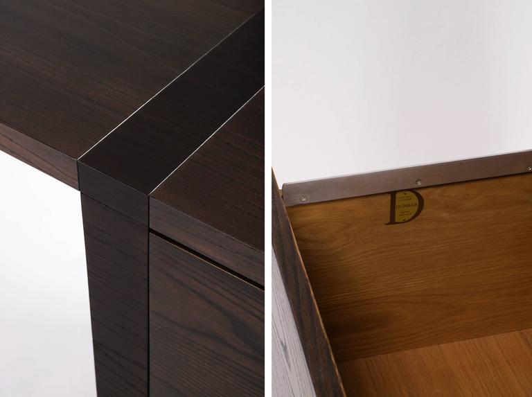 Oak Edward Wormley Desk or Credenza for Dunbar For Sale
