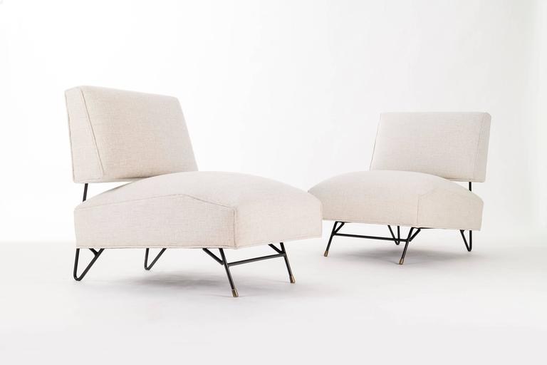 Ray Martin Pair of Lounge Chairs 2