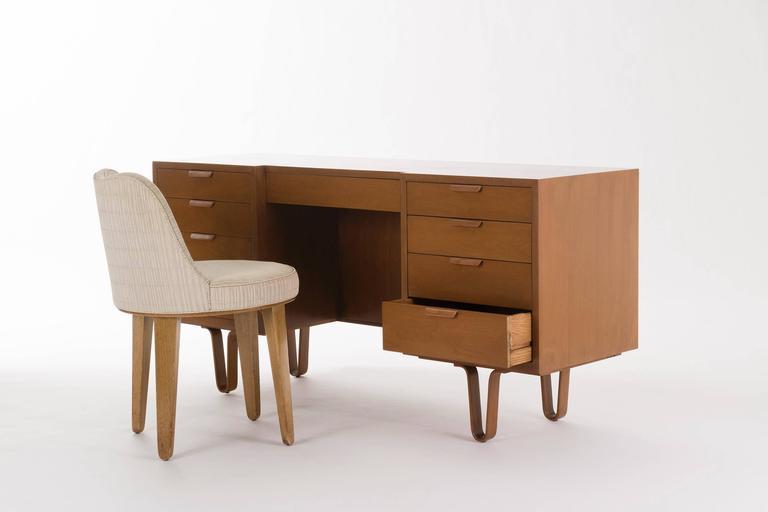 American Edward Wormley Desk/Vanity For Sale