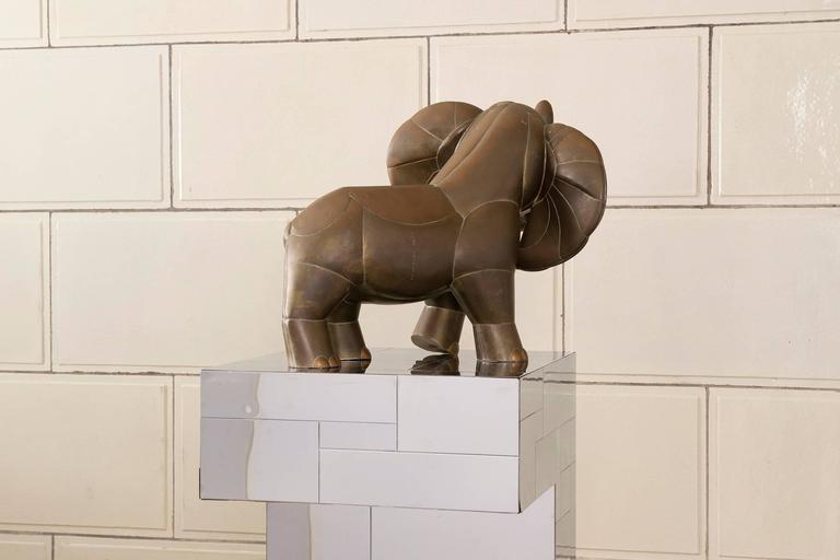 Sergio Bustamante Elephant In Excellent Condition For Sale In Chicago, IL