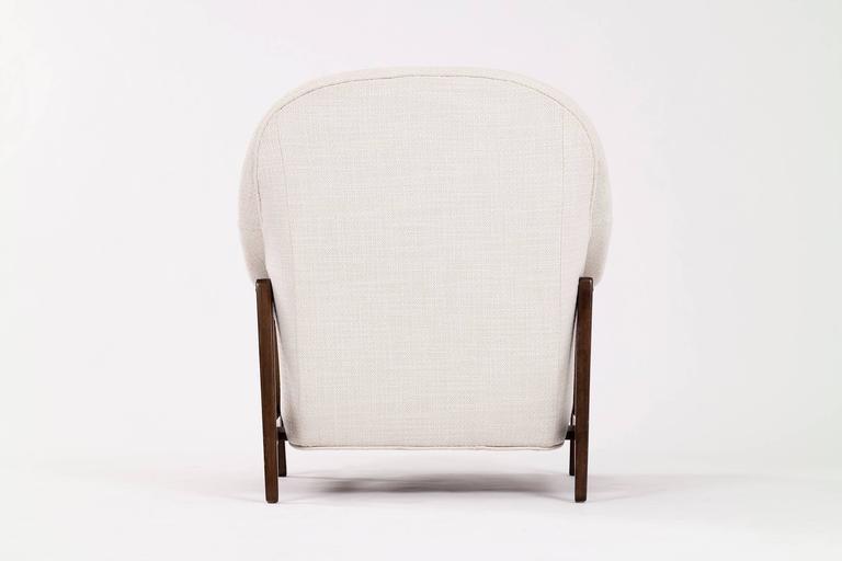 Edward Wormley Janus Lounge Chair and Ottoman 5