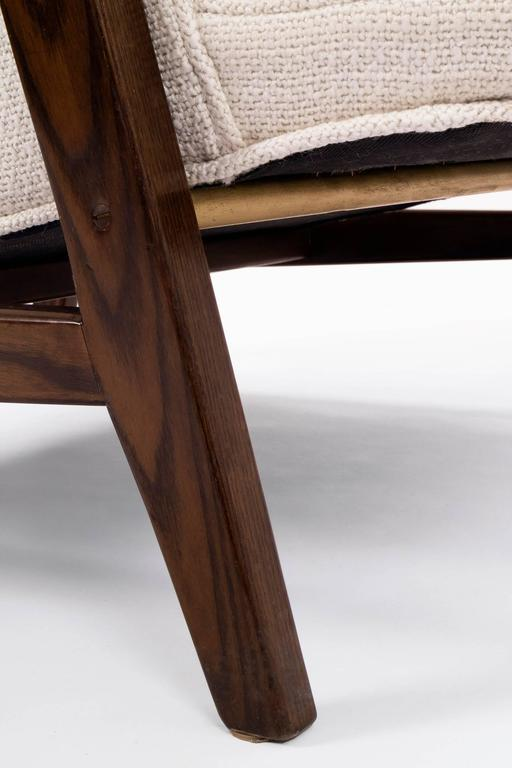 Edward Wormley Janus Lounge Chair and Ottoman 9