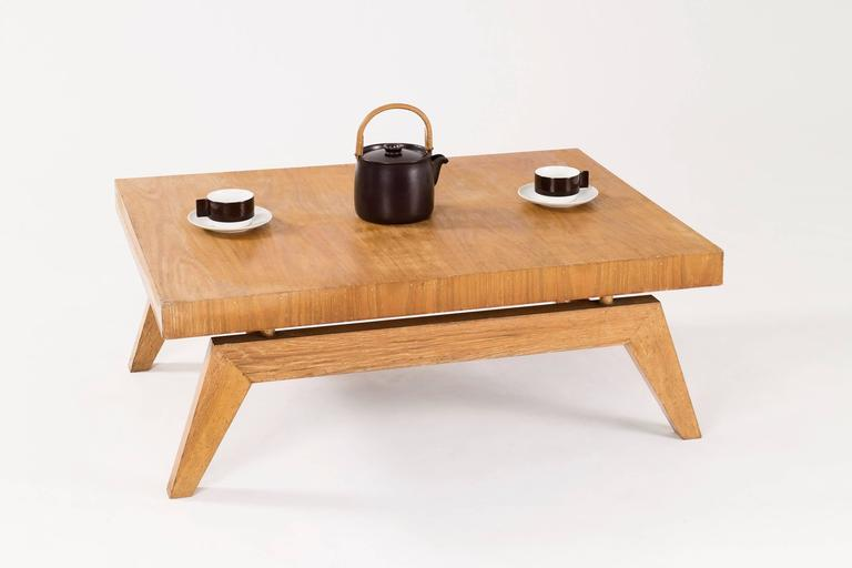 Mid-Century Modern Sam Maloof Coffee Table For Sale