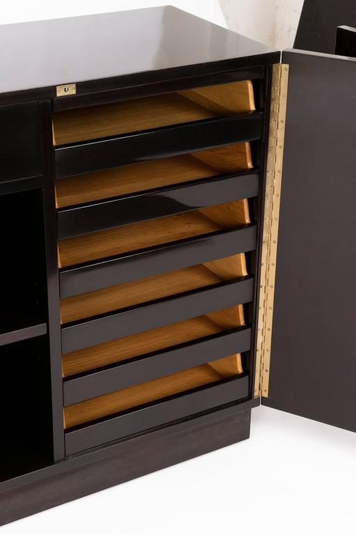 Lacquered Edward Wormley Dresser for Dunbar For Sale