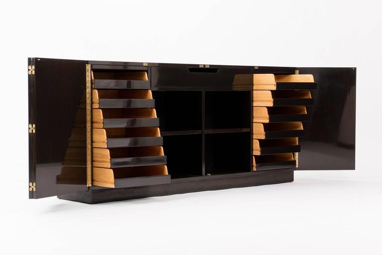 Mid-Century Modern Edward Wormley Dresser for Dunbar For Sale