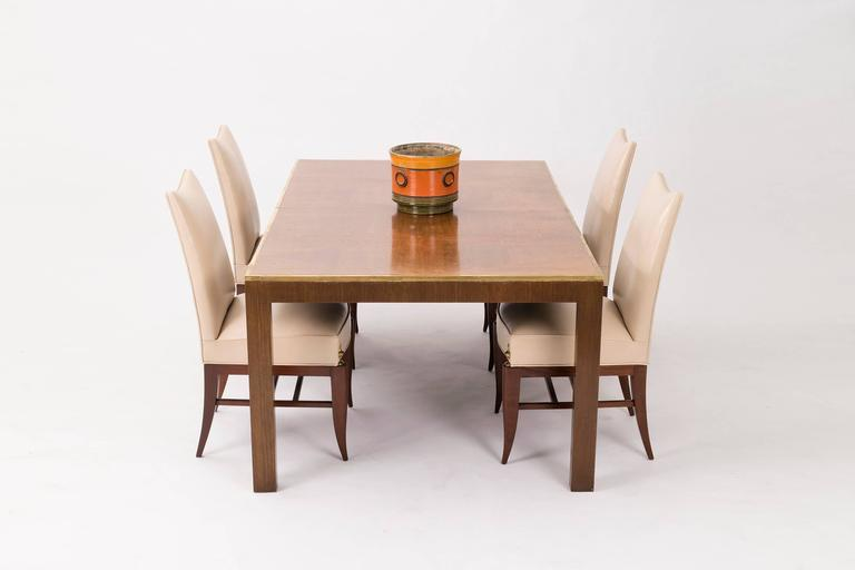 American Baker Dining Table For Sale