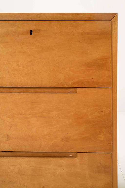 Pair of Alvar Aalto Cabinets for Finsven 1