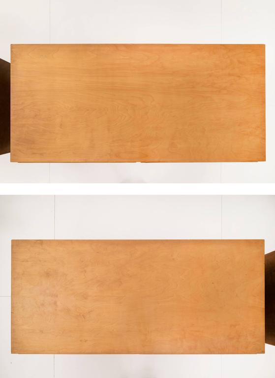 Finnish Pair of Alvar Aalto Cabinets for Finsven