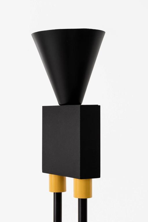 Mid-Century Modern Ettore Sottsass Floor Lamp For Sale