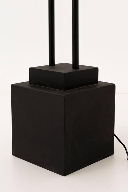 Ettore Sottsass Floor Lamp In Excellent Condition For Sale In Chicago, IL