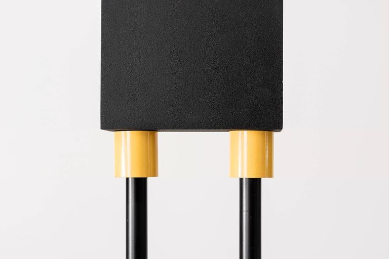 Italian Ettore Sottsass Floor Lamp For Sale