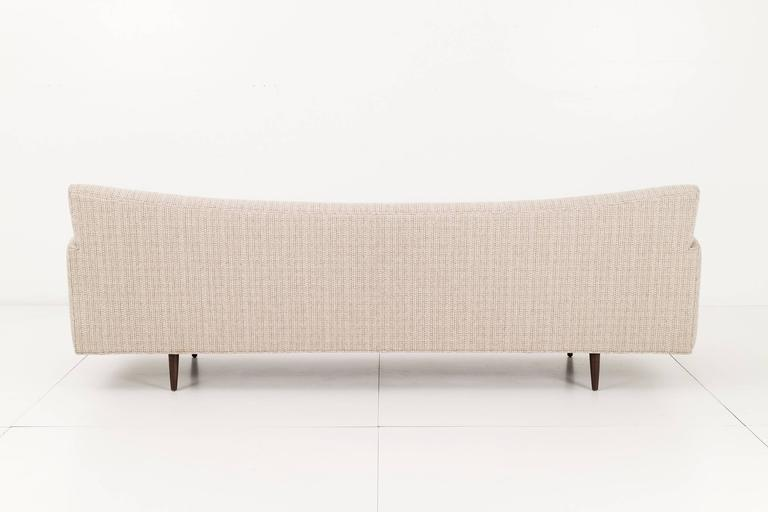 Paul McCobb Pagoda Sofa In Excellent Condition For Sale In Chicago, IL