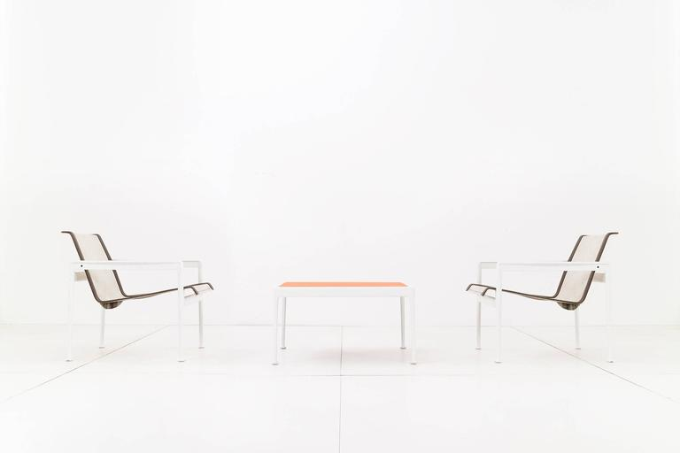 Pair of Richard Schultz 1966 Series Lounge Chair with Arms 3
