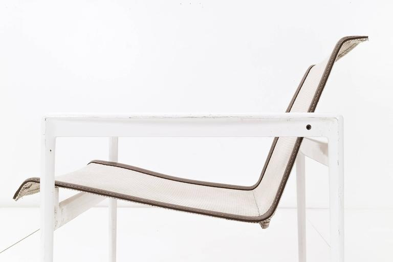 Pair of Richard Schultz 1966 Series Lounge Chair with Arms 4