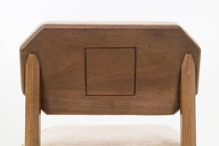 Set Of Four Frank Lloyd Wright Chairs For Sale At 1stdibs