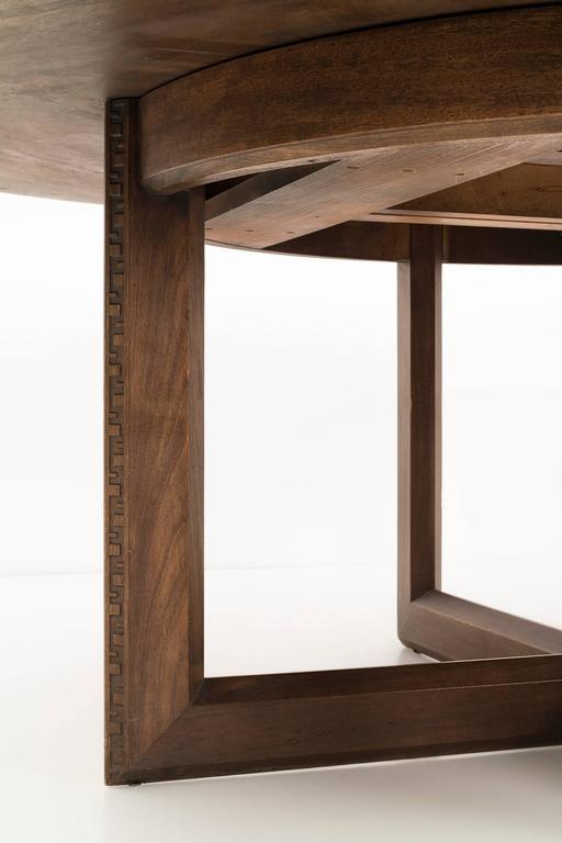 Frank Lloyd Wright Taliesin Table 9