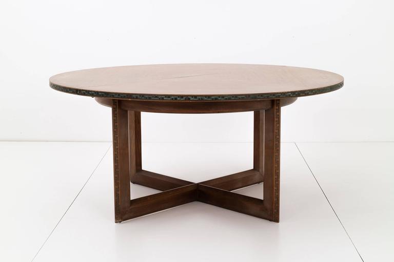 Frank Lloyd Wright Taliesin Table 2