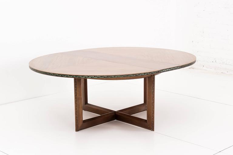 Frank Lloyd Wright Taliesin Table 3