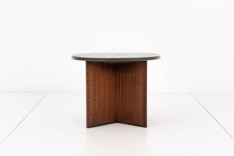 Frank Lloyd Wright Side Table 3