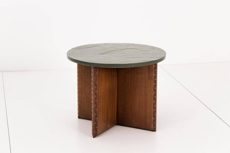 Frank Lloyd Wright Side Table 2