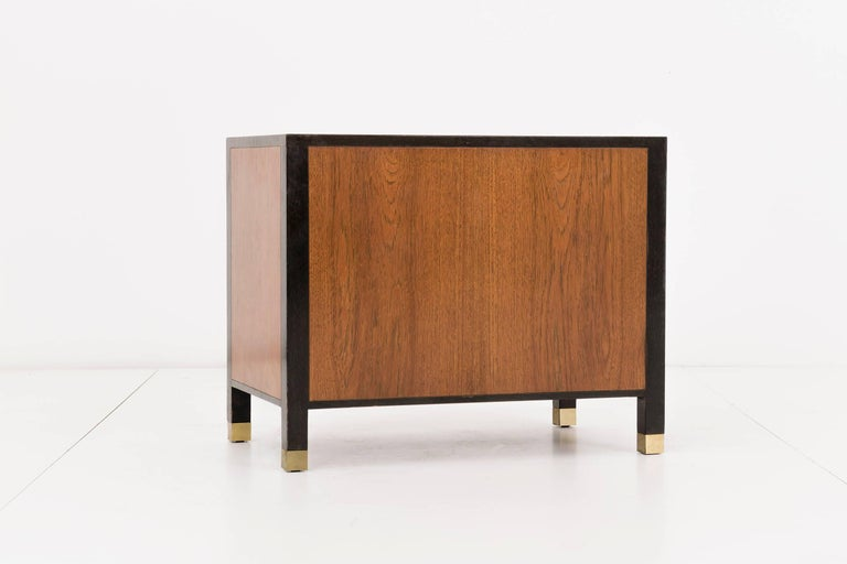 American Pair of Harvey Probber Nightstand or Ends Cabinets For Sale