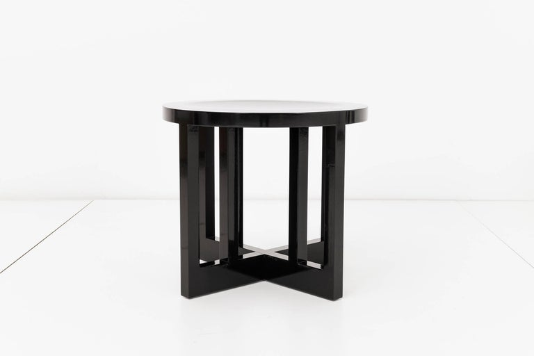 Set of Six Richard Meier Stools 4