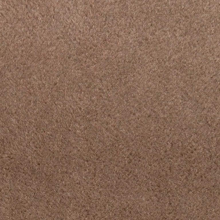 Roger Sprunger Curved Back Sofa for Dunbar For Sale 2