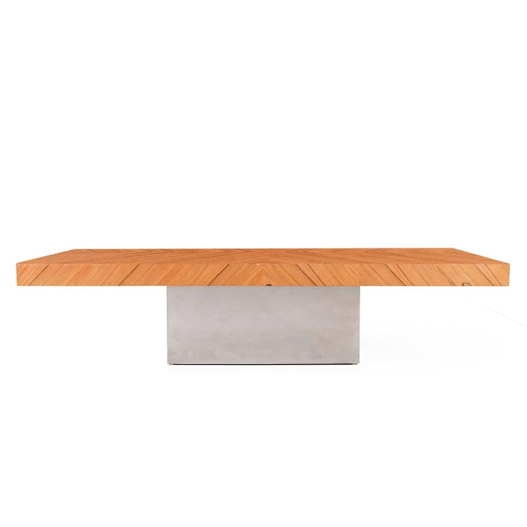 Milo Baughman Cocktail Table