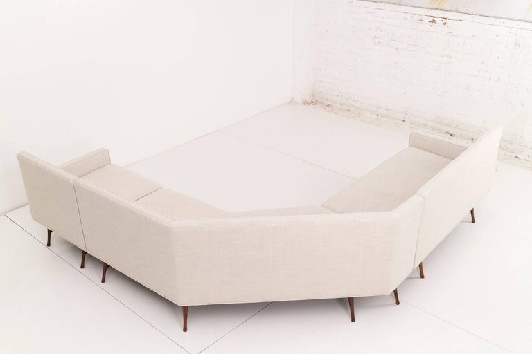 American Paul McCobb for Widdicomb Sectional Sofa For Sale